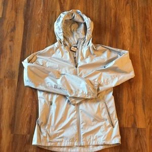 NIKE - gray running jacket, light weight